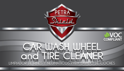 PN 9D505G55 Car Wash Wheel & Tire Cleaner VOC