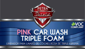 PN 9D106G55 Pink Car Wash Triple Foam VOC