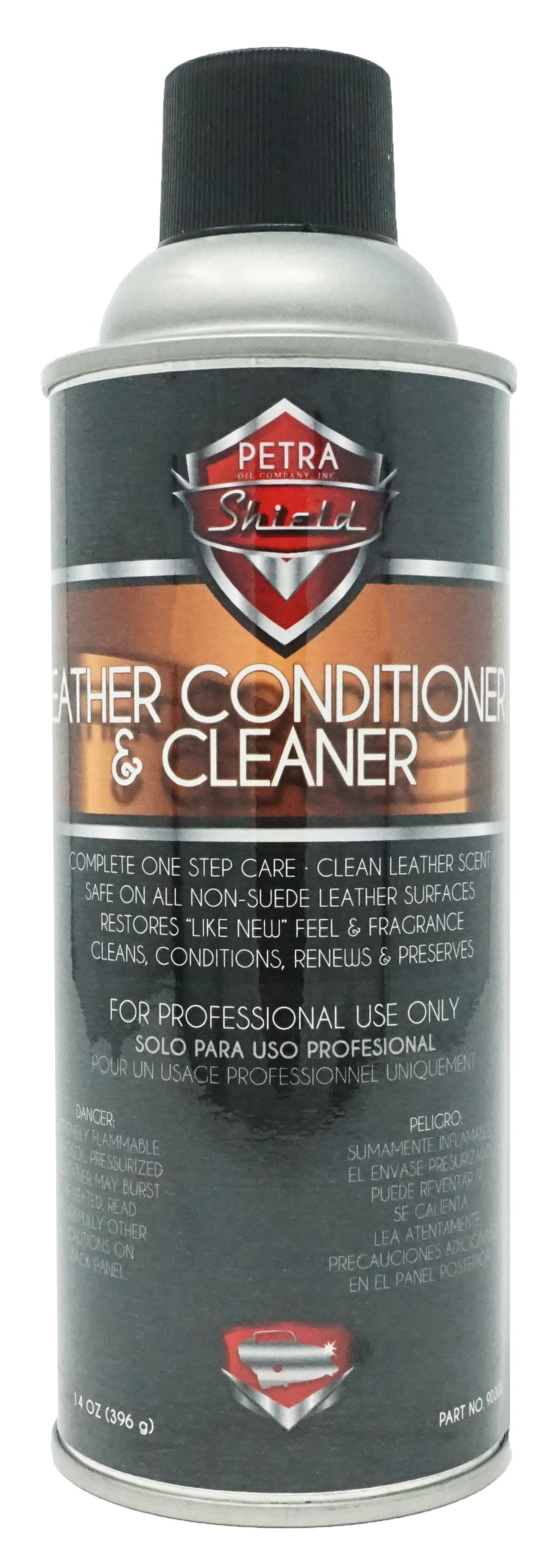 PN 9D306 Leather Conditioner & Cleaner