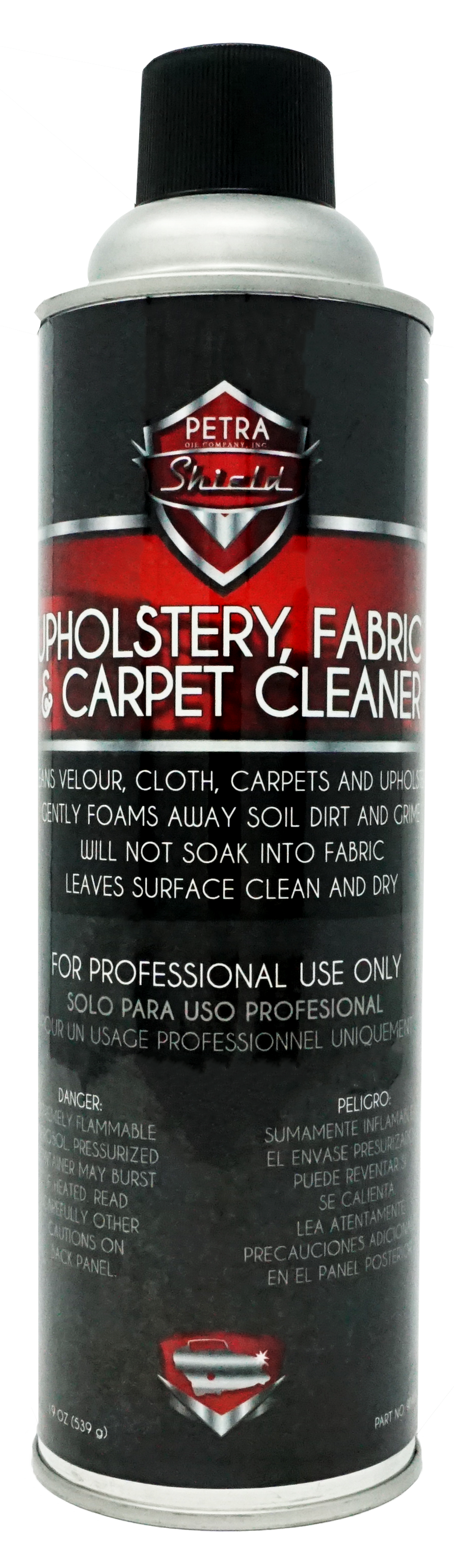 PN 9D409 Upholstery, Fabric and Carpet Cleaner